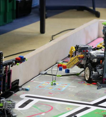 Finale der FIRST LEGO League